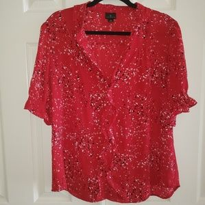 Pretty and light top - XL